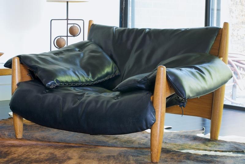 Sergio Rodrigues Sherrif Mole Chair