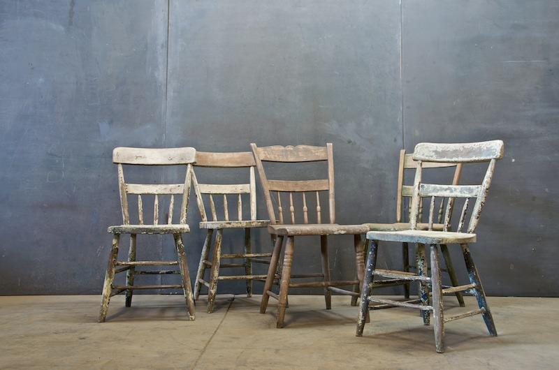 Vintage Farmhouse Kitchen Chairs Chair Design Ideas - Antique Farm Furniture - Arm Designs
