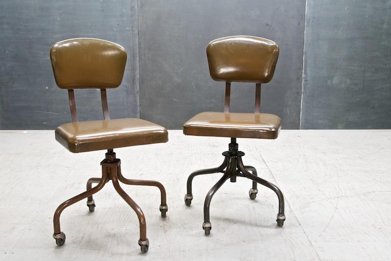 Fresh Vintage Soala Metal Office Chairs   Modern50   A Non-Linear Design  JN68