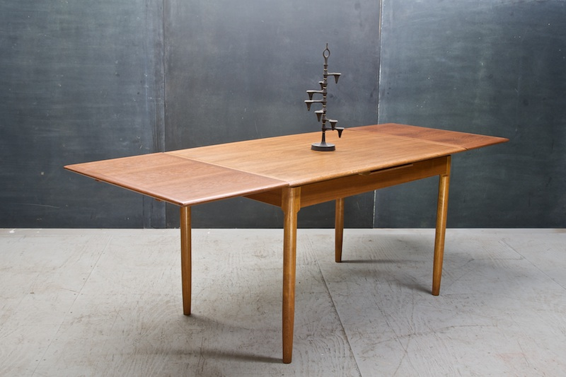 Niels O. Moller Teak Dining Table | Modern50 | A Non Linear Design  Collection
