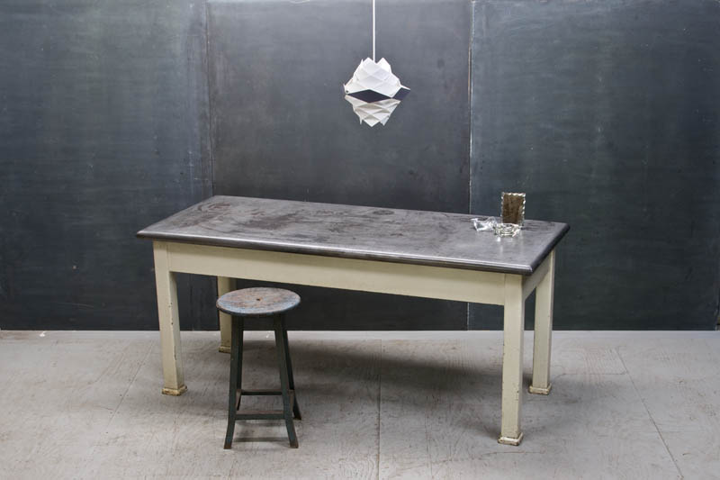 Industrial Refectory Work Table