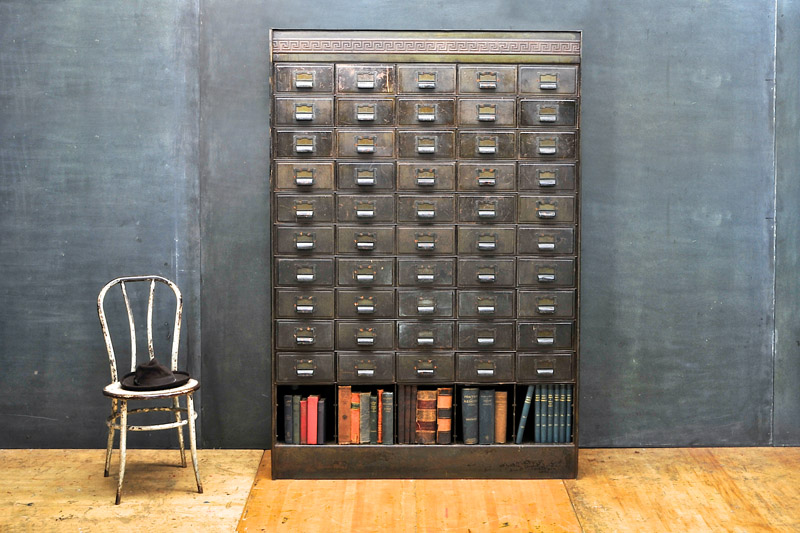 Imperial Victorian Wall Cabinet