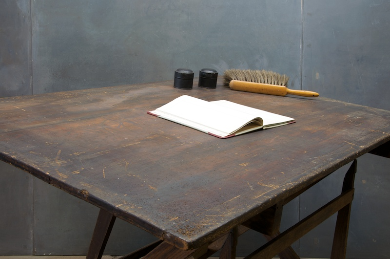 architects cantilever drafting table | modern 50 artist collective