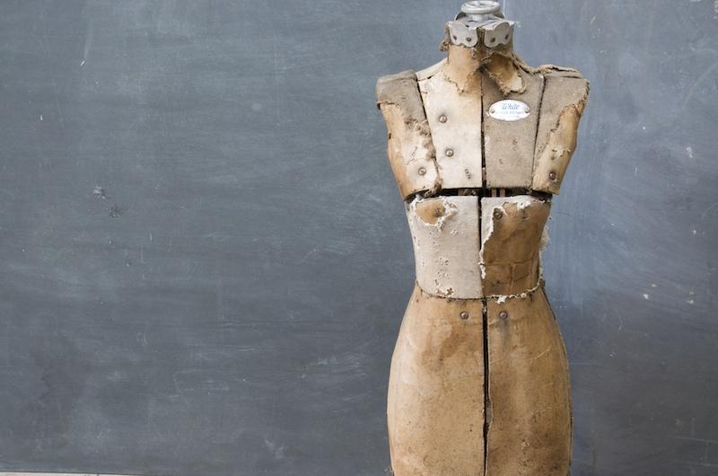 Vintage Dress Form Nour